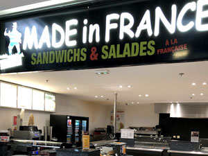 Magasin made in france, Talange